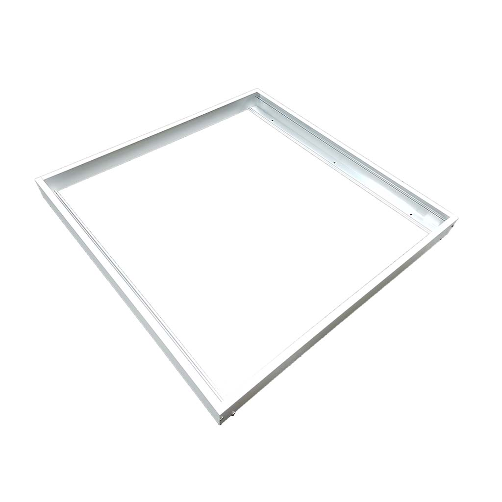 KIT DE SUPERFICIE PANEL LED 1200x600mm, BLANCO